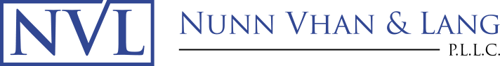 Nunn Vhan & Lang, PLLC - Divorce, custody, estate planning